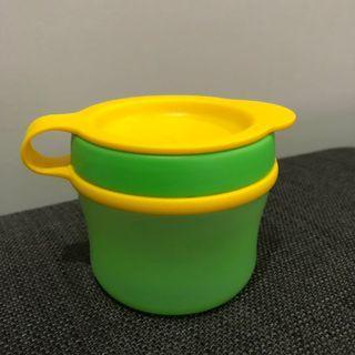 💯 [Tupperware] Twinkle Snack Cup (150ml) #CarousellFaster