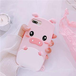 Pig phone case iPhone XR