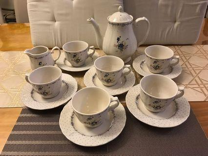 14 pcs Tea Pot Set