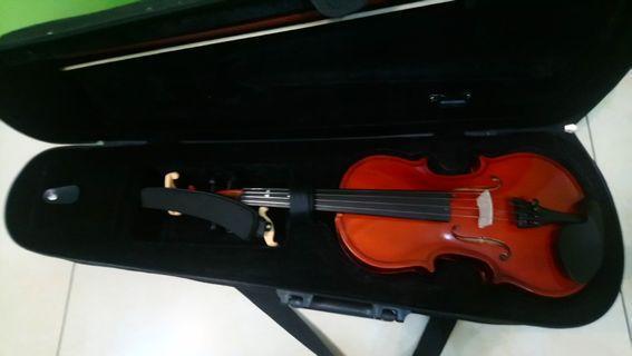 1/4 呎寸小提琴