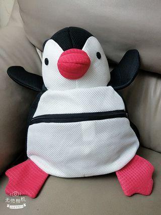 🚚 全新兒童企鵝背包
