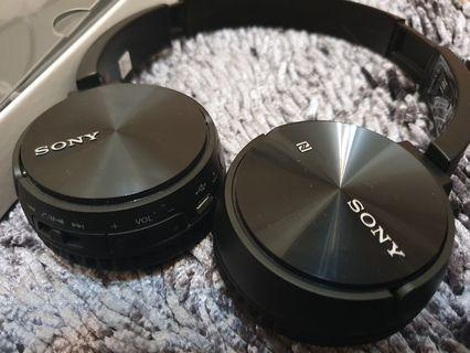 Somy MDR Wireless Stereo Headset