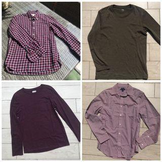 Long sleeve shirts tshirts