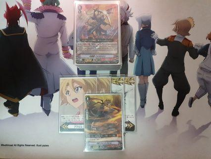 Vanguard murakumo deck