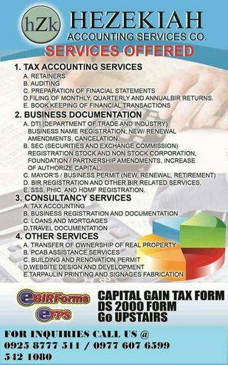 bookkeeping services | Business Services | Carousell Philippines