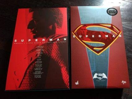 Hot Toys MMS343 - Batman v Superman: Dawn of Justice - Superman (Special Edition)