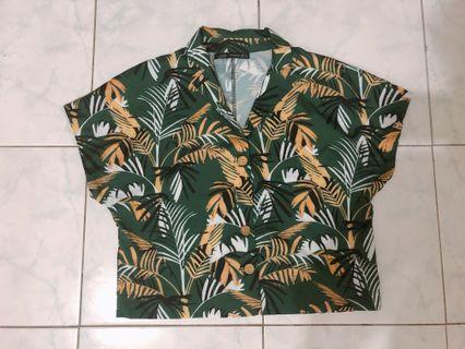 Hawaii shirt - for woman