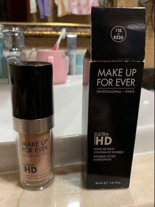 Makeup Forever HD Foundation 120