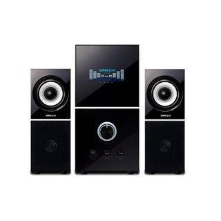 Sonic Gear Evo 7 Pro 2.1 Multimedia Speaker (Black) 2.1 Channel Speaker bass