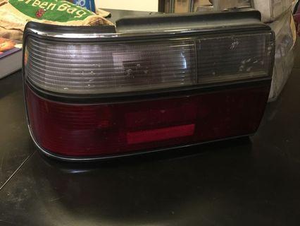 Toyota corolla ae92 left backlight original