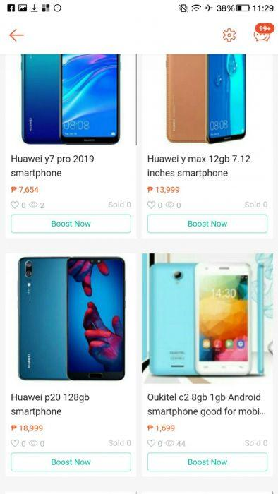 Huawei Y6 Pro Android 7