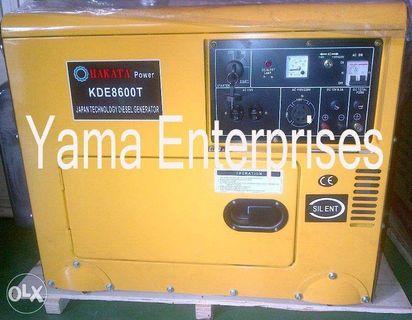 8kva Silent Diesel Generator LOWEST PRICE