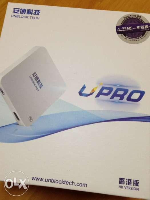 uPro Pro 1900_16G latest generation of ubox on Carousell
