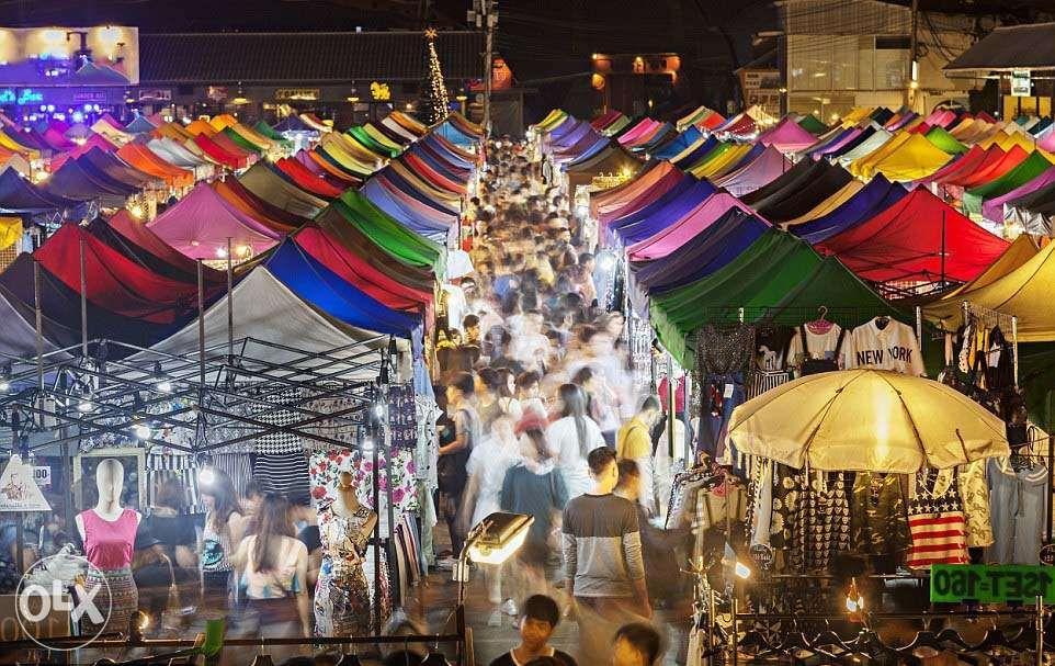 Christmas Bazaar Foldable Tent Booth Tiangge Xmas Night