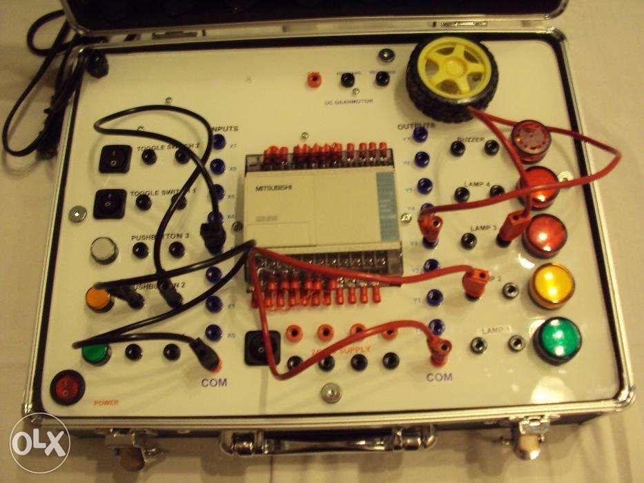 Basic PLC Trainer PLUG Type on Carousell