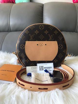 🚚 [FINAL2600$]Louis Vuitton  Boite Chap Souple