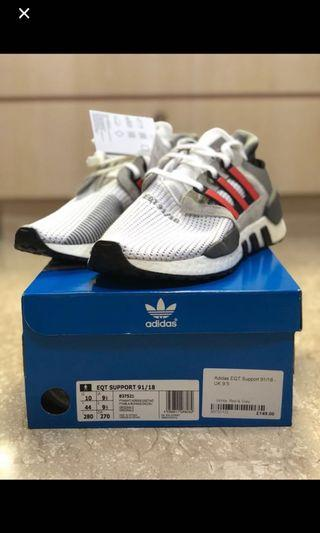 Adidas EQT Support US10 Brand New!