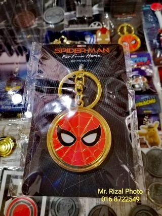 Avengers Spider-Man Far From Home Keychain