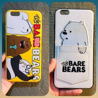 We Bare Bears iPhone Casing