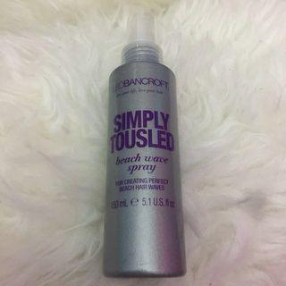 Simply tousled texturising styling mist (150ml)
