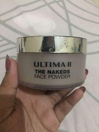 The Naked Face Powder