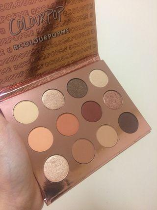 Colourpop Double Entendre eyeshadow palette