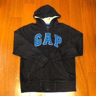 🚚 (Size XL) Gap Kid 刷毛保暖連帽外套