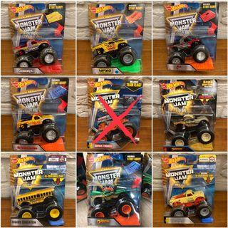 🚚 Monster Jam at $13 each (min 2 Trucks)