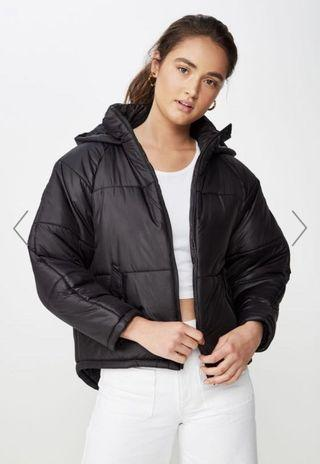❤️ Women's black puffer jacket ❤️