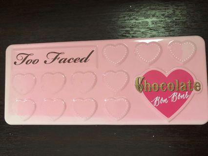 🚚 Too Faced Chocolate Bon Bons