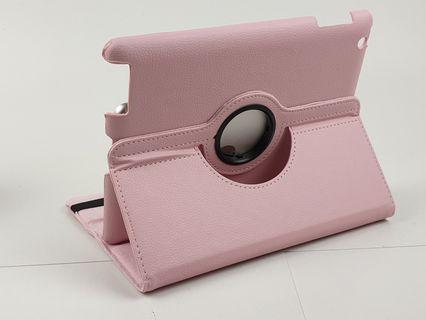 iPad 2/3/4 Casing Pink Swivel