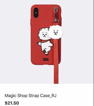 🚚 BTS 5th Muster Magic Shop Strap Phone Case
