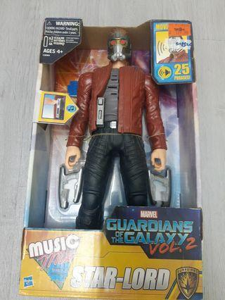 RUSH SALE : STAR LORD TALKING ACTION FIGURE