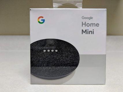 🚚 Google Home Mini Charcoal