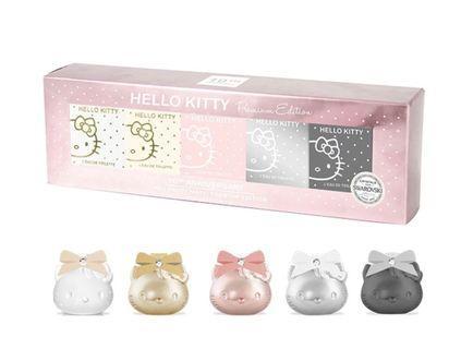 Hello Kitty Anniversary Premium Miniatures Set