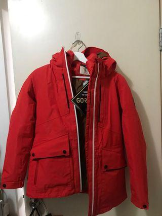 Aigle Gore-tex down jacket 36 size
