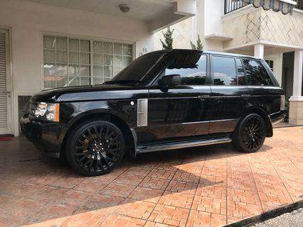 Range Rover Vogue Supercharged 2007