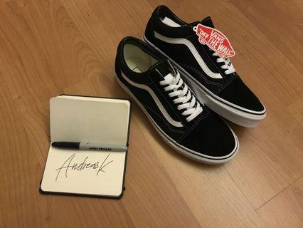 Vans Old Skool UK10/US11 Brand New Without Box