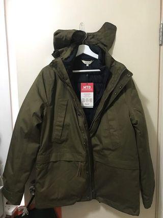 Aigle MTD jacket L size
