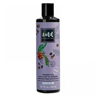 ESPRESSO SHOWER GEL 94%NATURAL/ORGANIC - MORNING CALL WITH A SHOT OF ESPRESSO SKIN SOOTHING SHOWER GEL