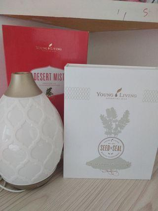 Preloved young living aroma therapy