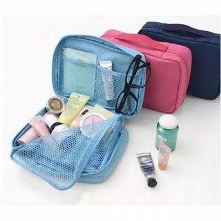Cosmetic Pouch Travel Organizer