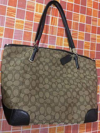 Coach bag original (only bag)