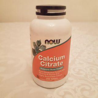 🚚 NOW Calcium Vitamins - Supports Bone Health