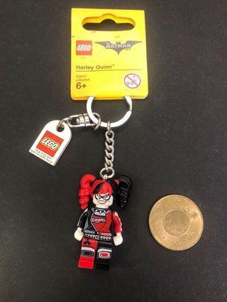 LEGO 小丑女鑰匙圈