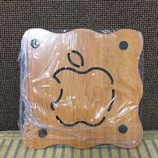 木制餐墊*2個
