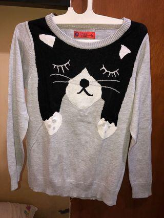 Sweater kucing