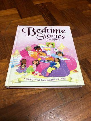 🚚 Bedtime stories for girls