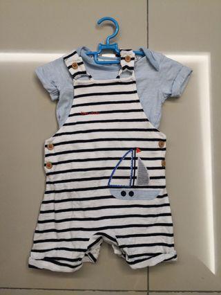 Mothercare little sailor