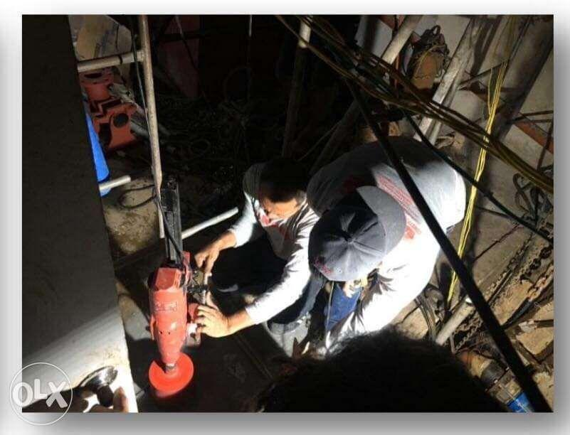 Coring Machine Coring Drilling Services